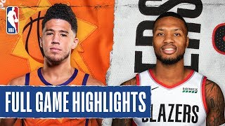 SUNS at TRAIL BLAZERS   FULL GAME HIGHLIGHTS   March 10, 2020