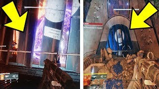 WHAT'S BEHIND THE SPECIAL EVENT TOWER DOOR? (Destiny 2)