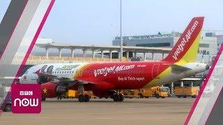 Vietjet lên tiếng về hủy, chậm hàng loạt chuyến bay | VTC Now