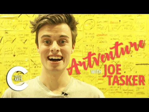 THE OTHER ART FAIR | ARTVENTURE WITH JOE TASKER