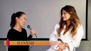 America's next top runaway model | Hannah stockings