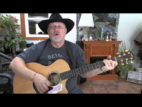 1123 - He'll Have To Go - Jim Reeves cover with chords and lyrics