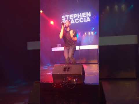 Rolling in the Deep (LIVE) cover by Stephen Scaccia