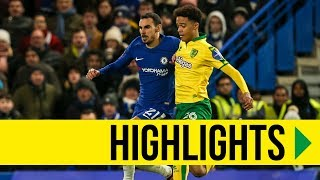 FA CUP HIGHLIGHTS: Chelsea 1-1 Norwich City AET (5-3 PENS)