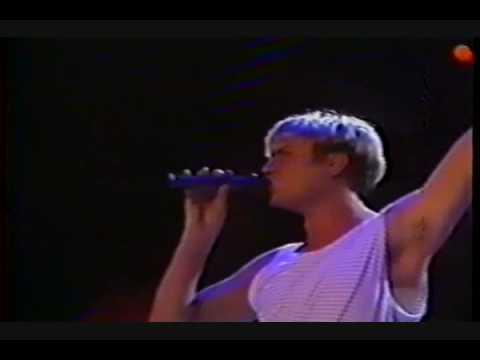 Duran Duran - American Science -  live Rio -Brasil 88