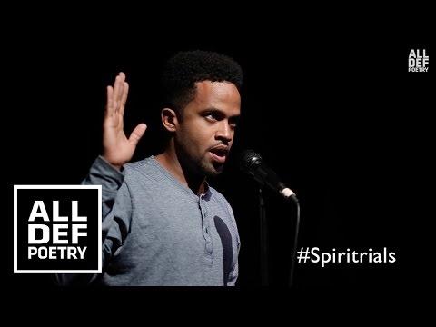 "Dahlak Brathwaite - ""A Solo Piece from #Spirituals"" | All Def Poetry x Da Poetry Lounge"