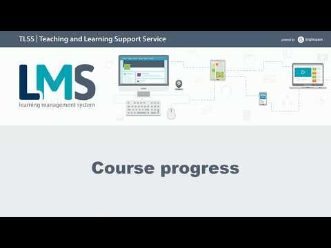 Class progress