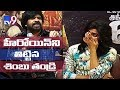 T Rajendar insults Dhansika on stage, leaves her in tears-..