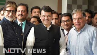Fadnavis innovative new project backed by Amitabh, top cor..