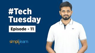 Tech News In 100 Seconds   TechTuesday Episode 11   What's New In Technology 2019   Simplilearn