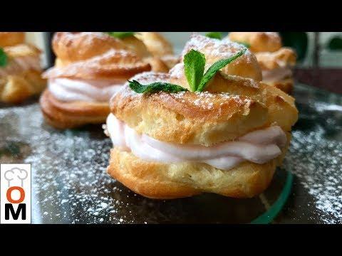 Пирожное «Воздушные розочки» | Ем и не могу остановиться.Помогите! | Pastry Air Roses