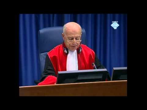 Aktgjykim i Dhomës së Apelit - Limaj dhe të tjerë (Pjesë 1/2) - 27 shtator 2007