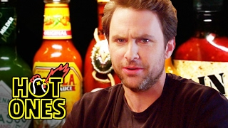 Charlie Day Learns to Love Ridiculously Spicy Wings | Hot Ones