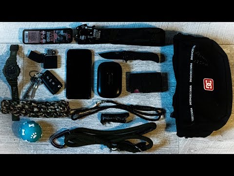 Dog Trainers Every Day Carry! My EDC Breakdown!