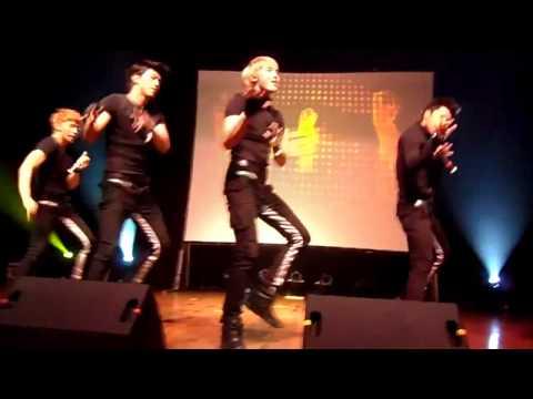 Nichkhun Dancing to NU ABO Compilation