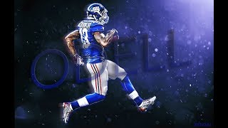 "Odell Beckham Jr. ""Codeine Dreaming"" HD - Ft. Kodak Black & Lil Wayne - NY Giants Highlights"