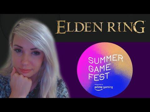 ELDEN RING REVEAL! Summer Game Fest Kickoff LIVE