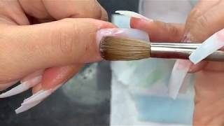 Watch Me Do My Nails   Acrylic Nails Tutorial