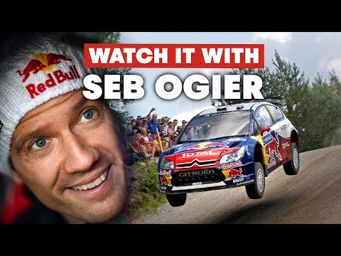 Watch It With Sebastien Ogier: First WRC Victory At Rally Portugal
