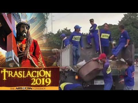 Paghahanda sa Traslacion 2019, puspusan na
