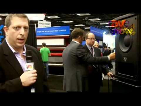 CEDIA 2011: MK Sound Presents Its New Loudspeaker Design