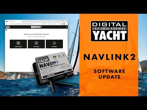 NavLink2 Software Update - Digital Yacht