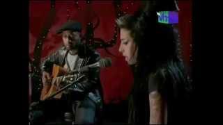 Amy Winehouse Unplugged 2008 - Part 1 / 2 - Rare Video - Vh1 Brazil