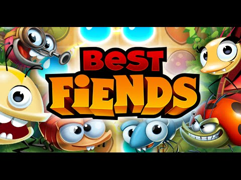 เล่น Best Fiends – Puzzle Adventure on PC 1