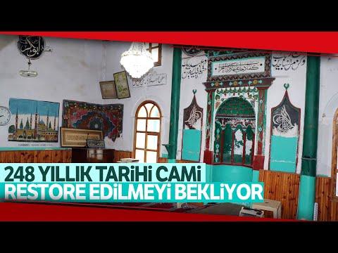 Tokmak Hasan Paşa Cami Görünümü İle Dikkat Çekiyor