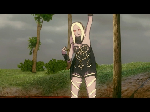 4 Minutes of Gravity Rush 2's Arena Style Combat