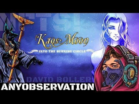 Kaos Moon: Into the Burning Circle | Interview with David Boller