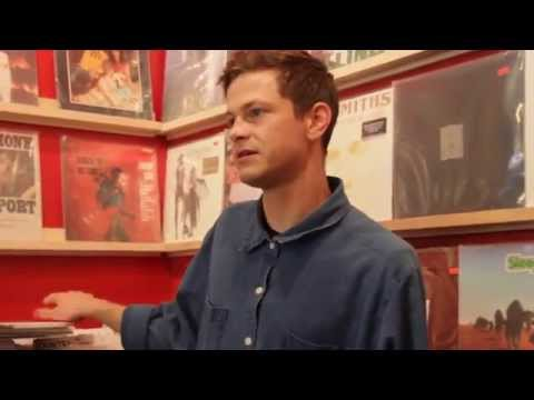 Perfume Genius interview on 'Records in my life'