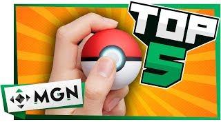 5 Cosas que Debes Saber Sobre la Pokéball Plus | MGN