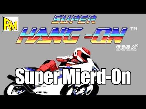 Retromierdas #99: Super Hang -On