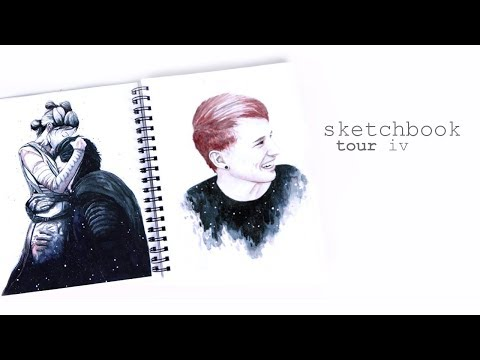 Sketchbook Tour IV (2018)
