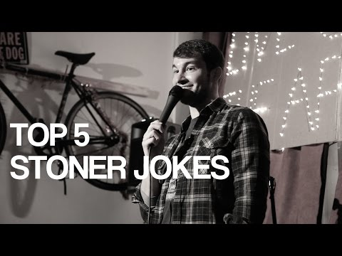 Top 5 Stoner Jokes | Live @ The Apt | Stand-Up Comedy