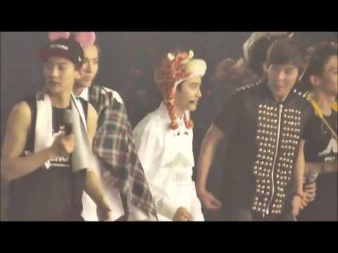 131225 SMTOWN WEEK - EXO(+kai D.O.) Ending