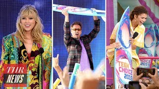 Teen Choice Awards 2019: 'Avengers: Endgame' Wins Big, Taylor Swift Receives Icon Award | THR News