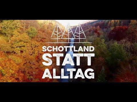 Schottland statt Alltag - diesen Herbst & Winter