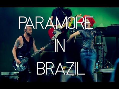 [Paramore] Circuito Banco do Brasil - São Paulo 01.11.2014 FULL CONCERT