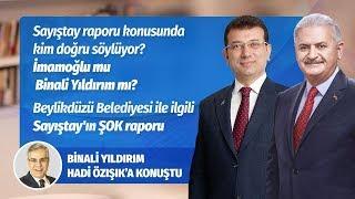 AK PARTİ ADAYI BİNALİ YILDIRIM'DAN EKREM İMAMOĞLU'NA BOMBA BİR SORU!