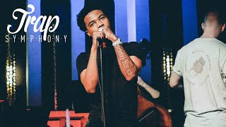"""Roddy Ricch Performs """"Start Wit Me"""" With Live Orchestra   Trap Symphony"""