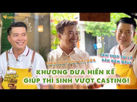 Thách thức danh hài 7 | Khương Dừa hiến kế giúp thí sinh vượt vòng casting và tỏa sáng trên sân khấu