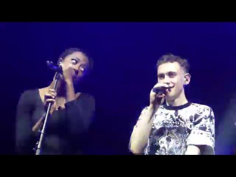 Years & Years - See Me Now (new song) live at Heineken Music Hall Amsterdam 1.3.16