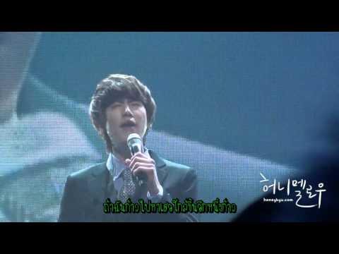 [Thai Sub]That Man Kyuhyun Ver(KRY Concert in Seoul )