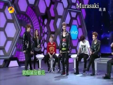 130406 Super Junior-M的最佳女主角:東海 Donghae&銀赫Eunhyuk