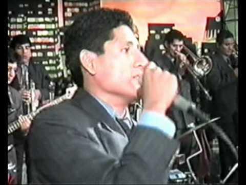 ARMONIA 10 - ojitos negros - CARLOS SORALUZ -año 1998 en el PALACIO -  TRUJILLO