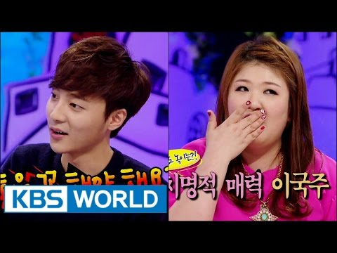 Hello Counselor - Roy Kim, Lee Gukju, Jang Doyeon & more! (2014.11.03)