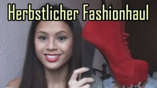Nhitastic –  Herbstlicher Fashion-Haul (H&M, Podium, Emotions, New Yorker..)