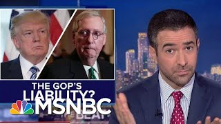 Right-Wing Revolt: Walsh Says He'll 'Punch' Coward Trump Daily | The Beat With Ari Melber | MSNBC
